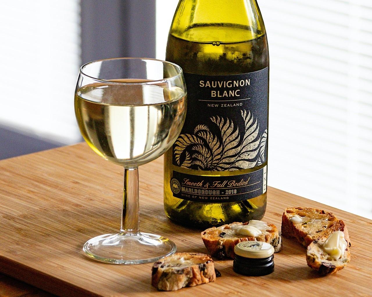 Вино Совиньон Блан