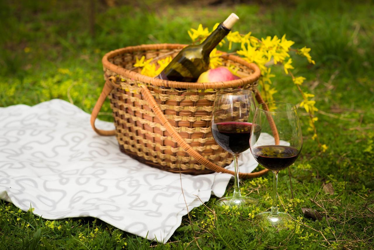 Веганское вино