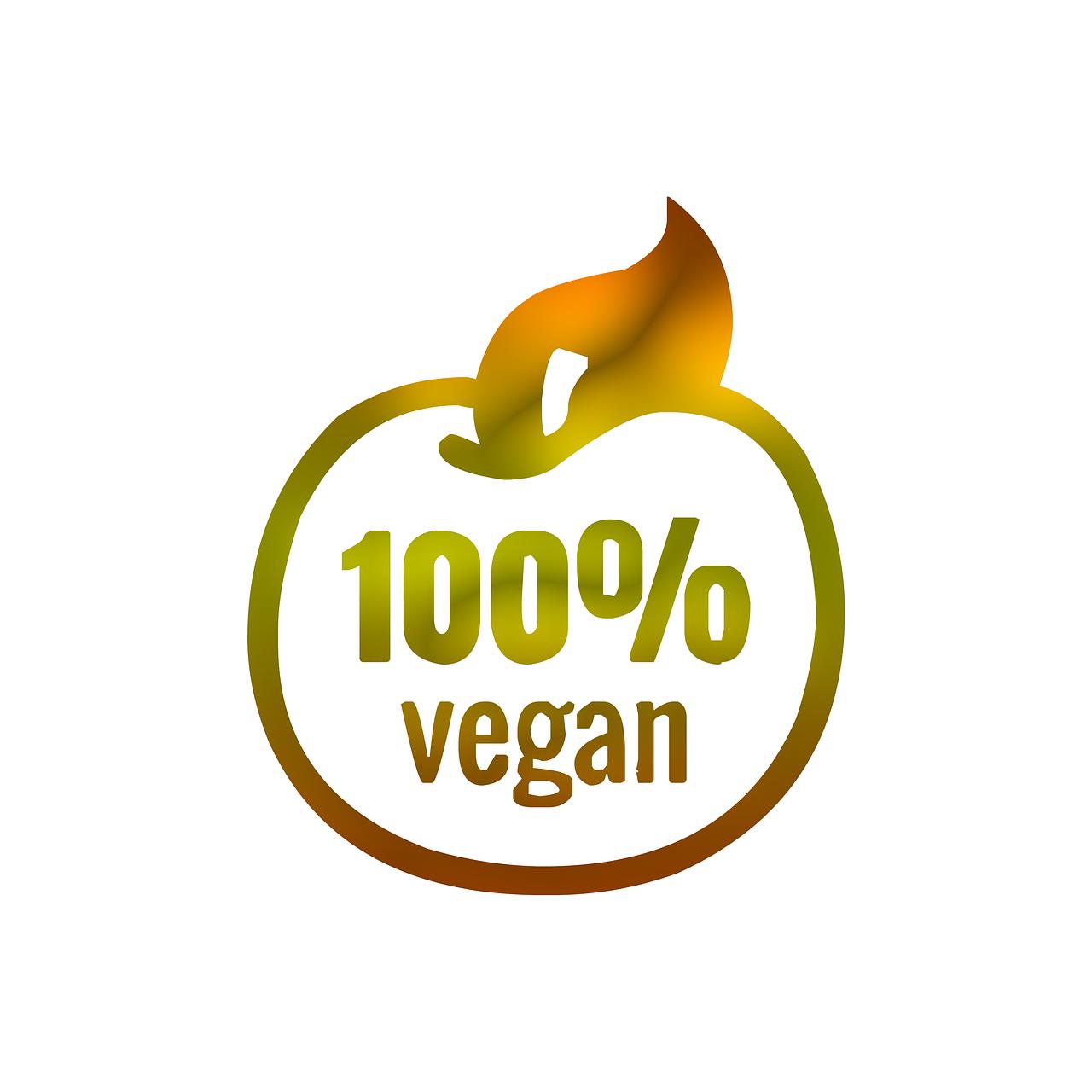 Веганское 100%