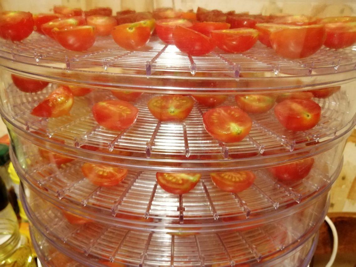 Электросушилка для фруктов и овощей