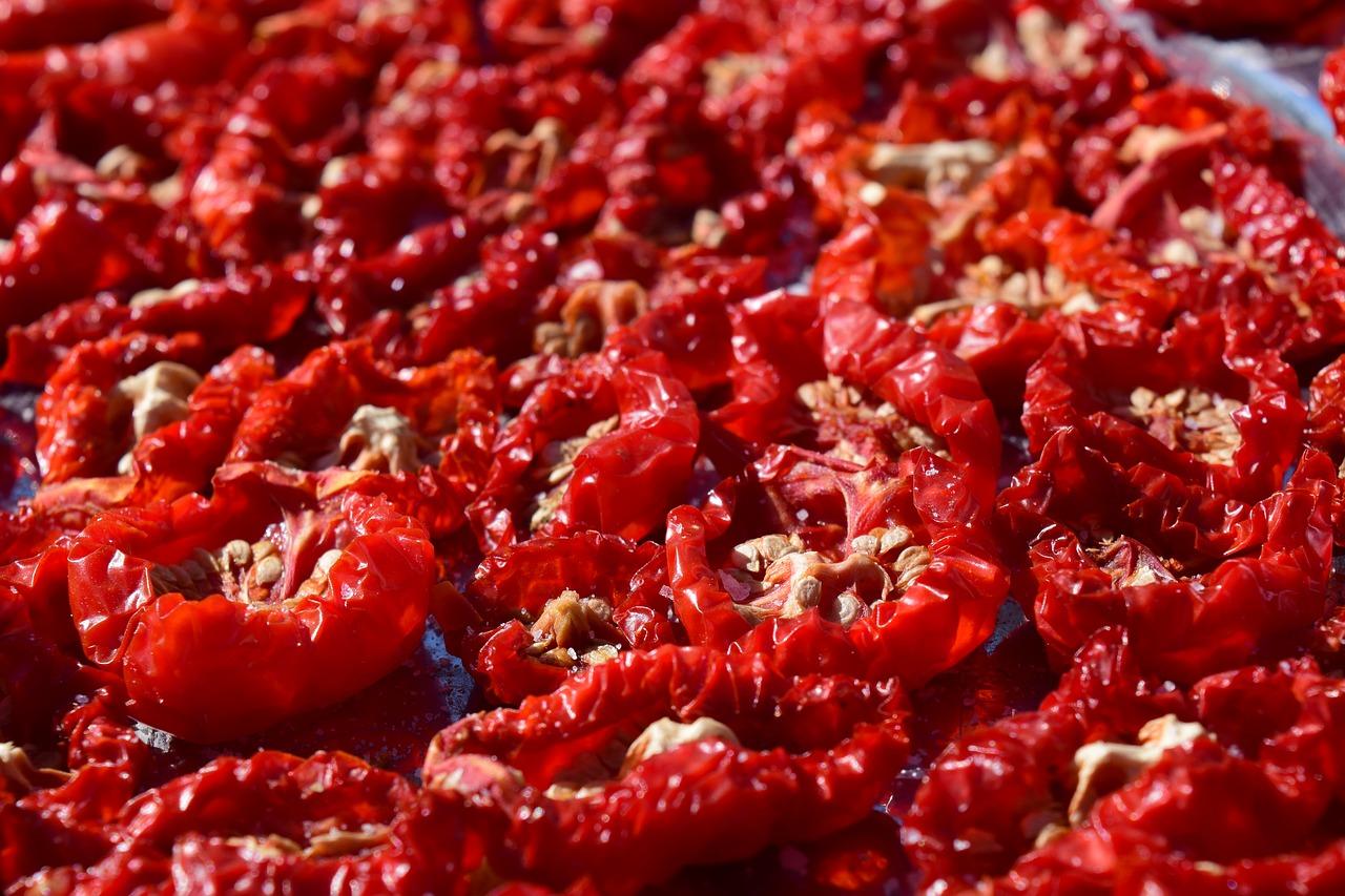 Вяленые томаты на зиму