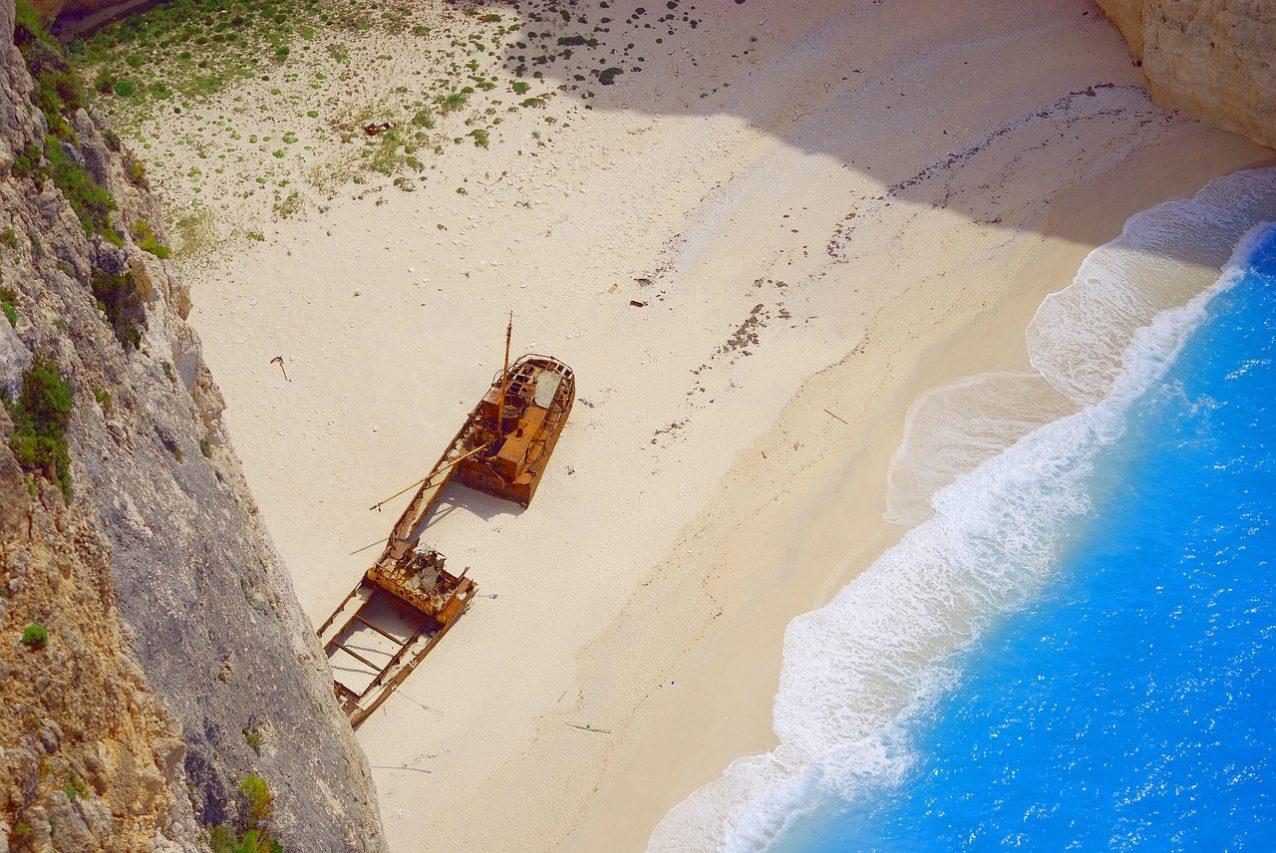 Пляж Навайо (Навагио)