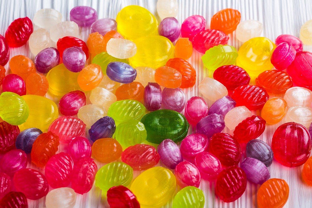 Сахар и сладости