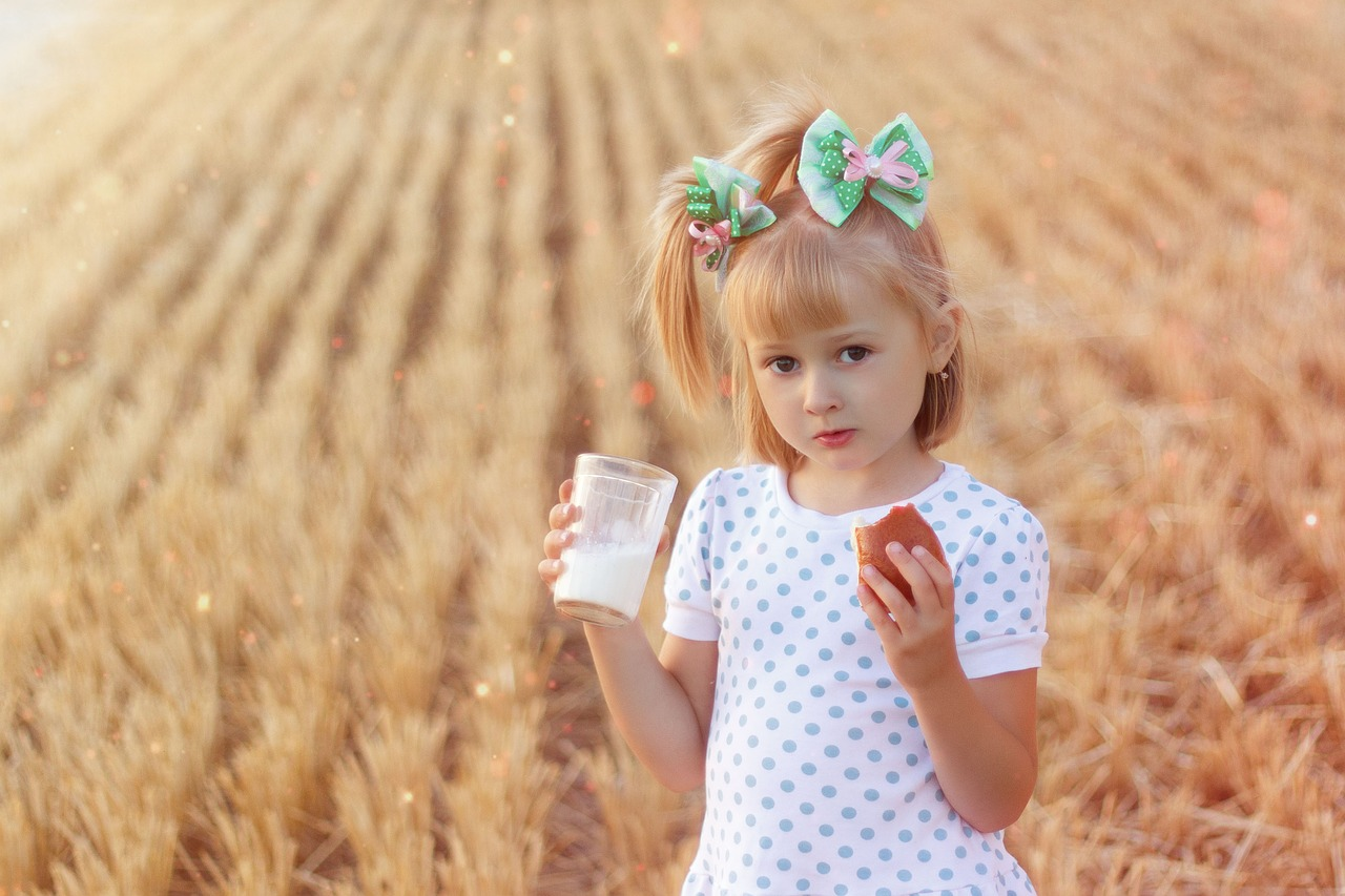 Органическое питание для детей