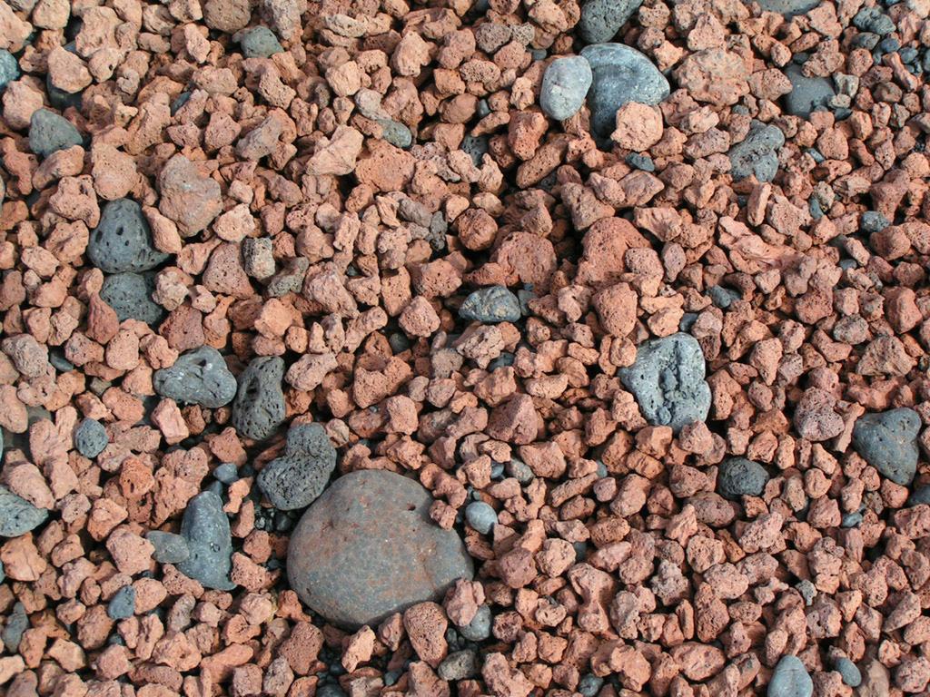 Вулканические камушки Лапилли