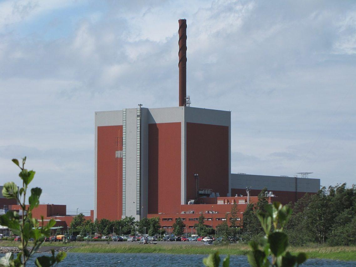 АЭС Олкилуото