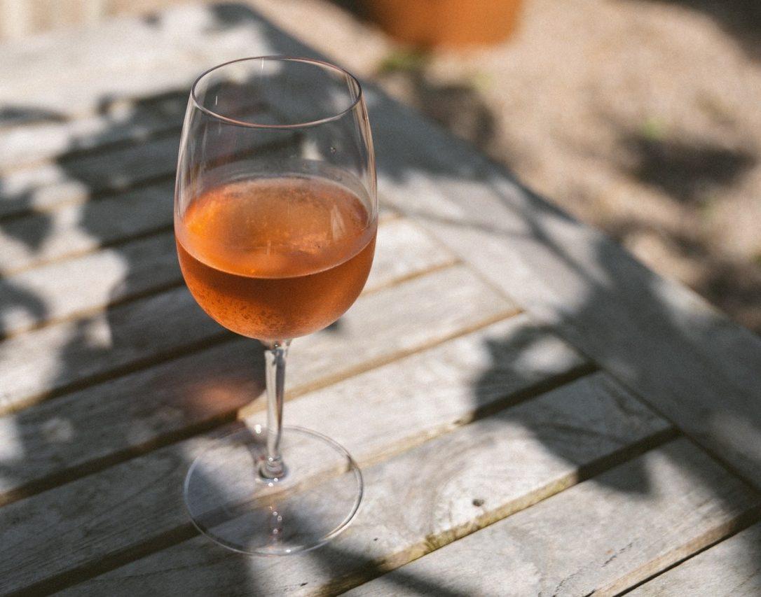 """Натуральное """"апельсиновое вино"""""""