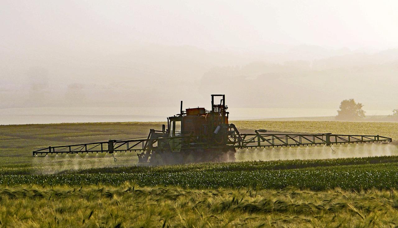 Пестициды в сельском хозяйстве