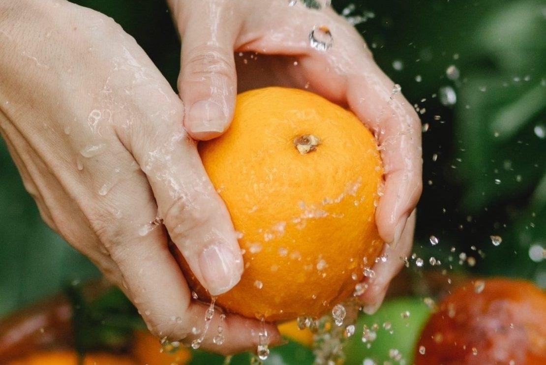 Как очистить фрукты и овощи от пестицидов