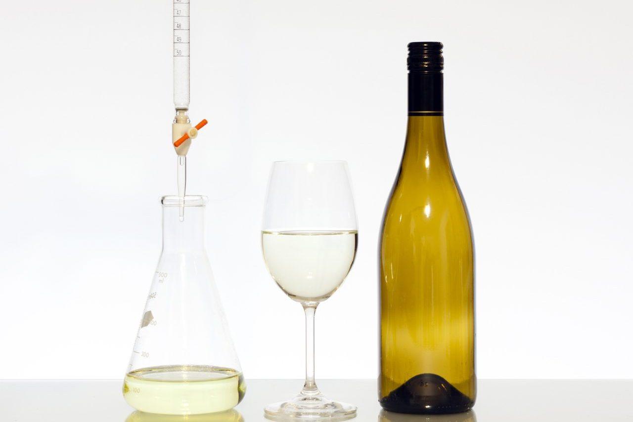 Как делают белое вино