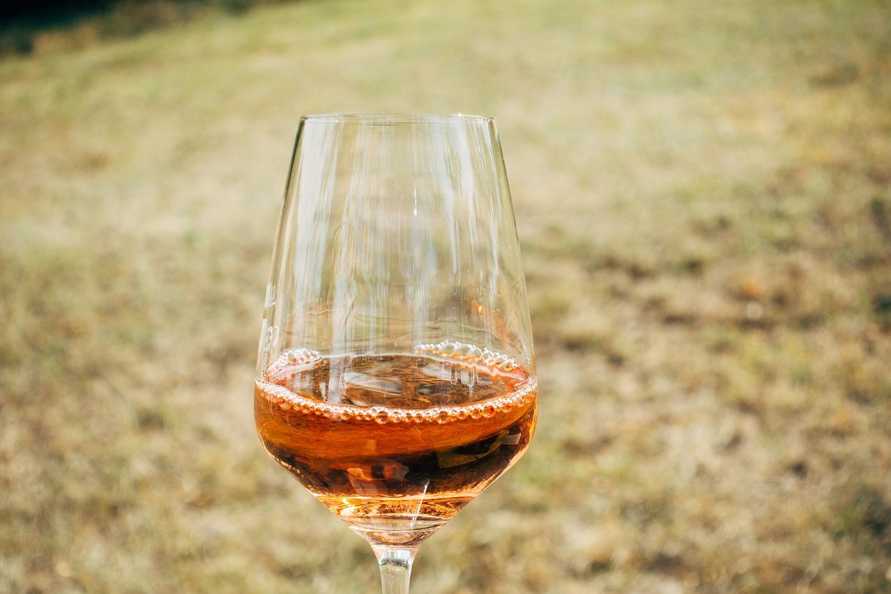 Апельсиновое (оранжевое) вино